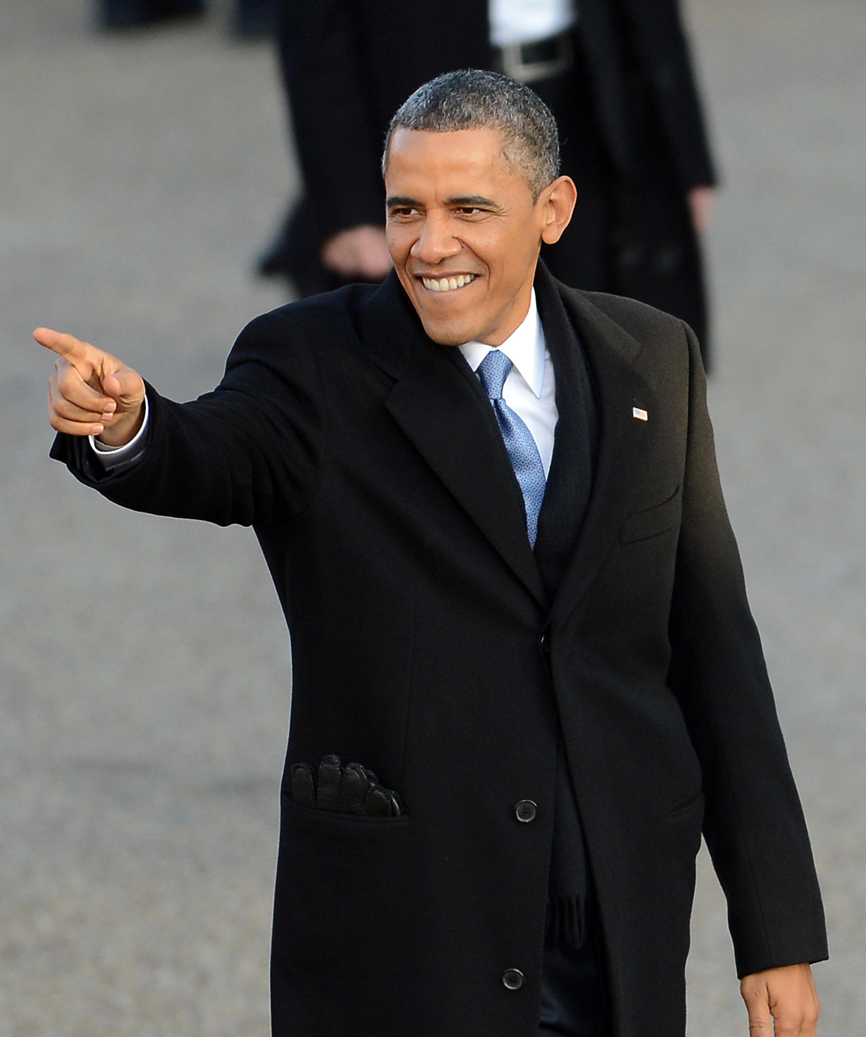 President 2013 Inauguration President Obama Inauguration