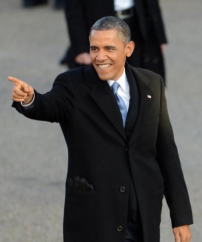 President Obama Inauguration Parade