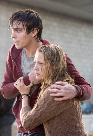 "Nicholas Hoult and Teresa Palmer star in ""Warm Bodies""  Photo courtesy of mctcampus.com"