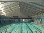 The Aquatic Center will be receiving part of a $2 million allotment for upgrades. Photo by Marisa Caban
