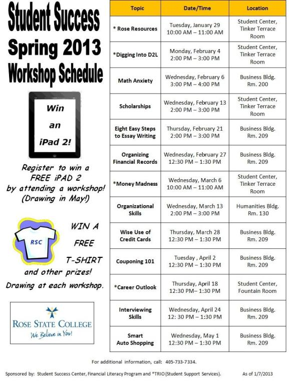Workshops Spring 2013 JPEG