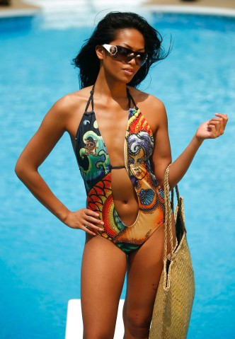 Bold patterns, prints, and colors keep you looking cool during the hot summer months.  Photo Courtesy of mctcampus.com