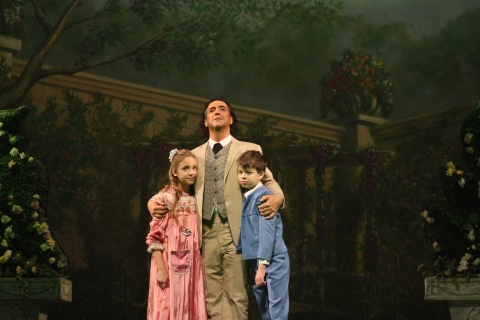 Mary, Arch, Colin