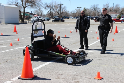SIDNE and  Impaired driving test