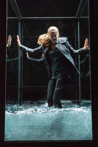 """Shailene Woodley stars in """"Divergent."""" (Jaap Buitendijk/MCT)"""