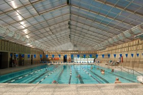 Aquatic Center Re-opening