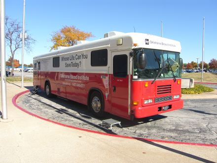 Mobile Blood Drive Rose State