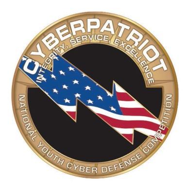 CyberPatriot Logo