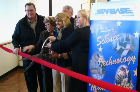 STARBASE Ribbon Cutting