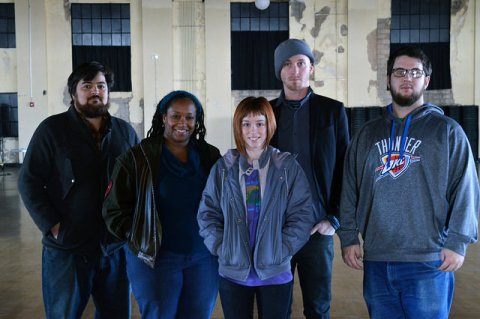 Visual Arts Coalition Emerging curator