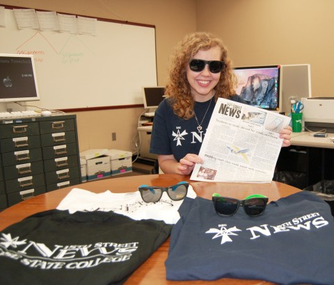 15th Street News Prize pack!